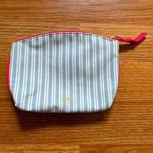 Ipsy Makeup Bag   Stripes